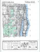 Greenbush T25N-R9E, Alcona County 1995
